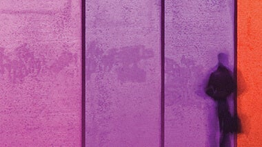 purple-pink-wall